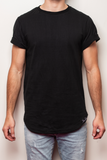 Long Tee AllBlack