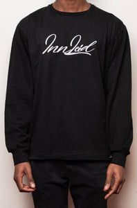 Long Sleeve Signature - Noir
