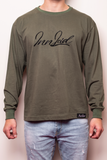 Long Sleeve Signature - Kaki