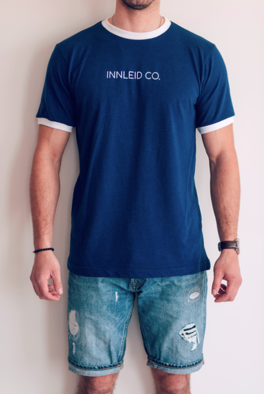 T-Shirt InnLeid co. - Navy