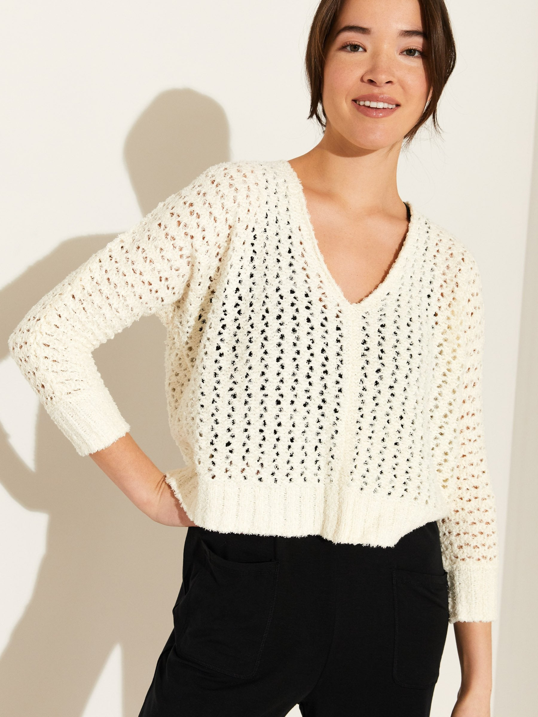 Sparrow Pullover