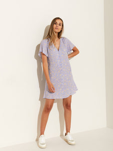 Quill Tie Back Dress