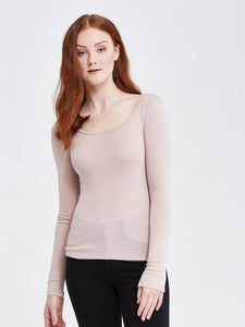 Erin Scoop Top