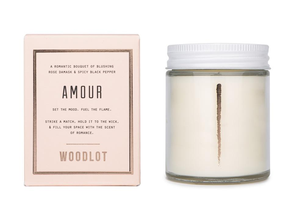 8oz Candle - Amour