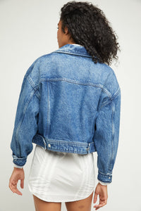 Now Or Never Denim Jacket