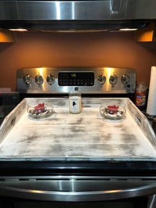Stove top/ Dough board