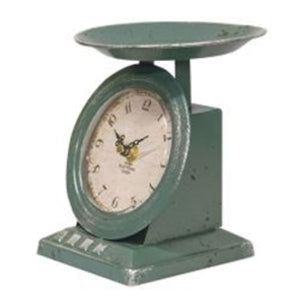 Farmhouse  Old Town Scale Clock