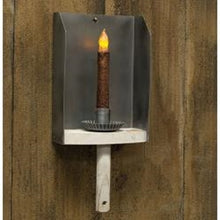 Load image into Gallery viewer, Scoop Candle Sconce