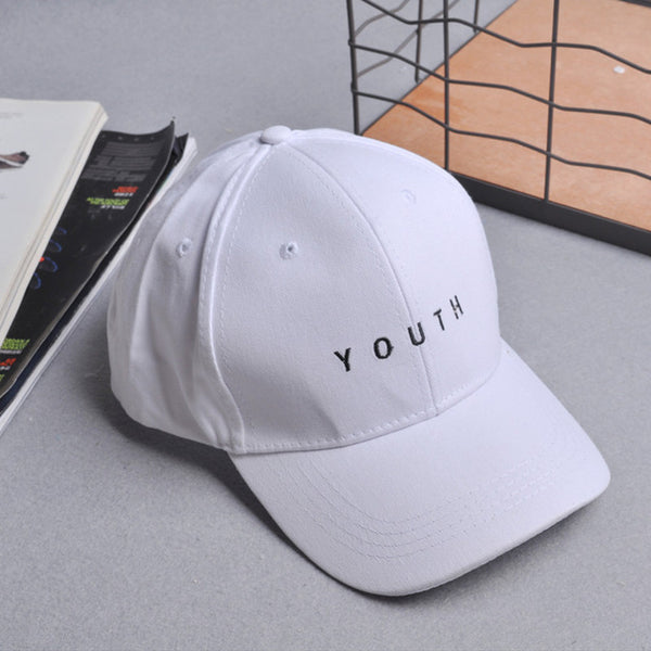 Fashion Youth Letter Women Snapback