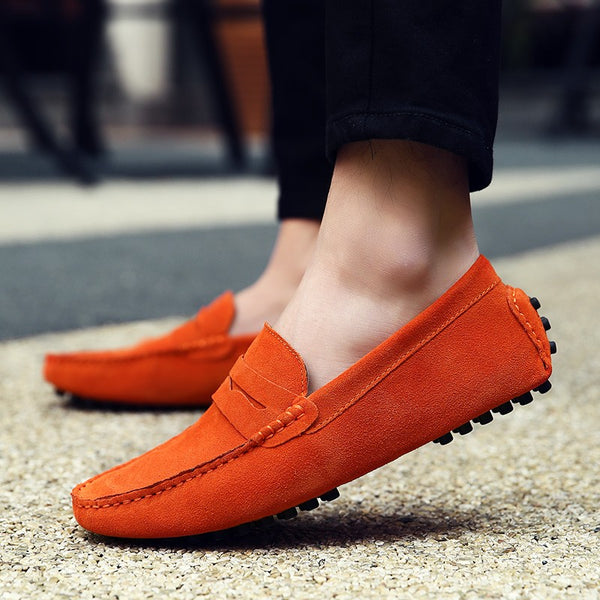 Casual  Slip On Men's Flats Loafers
