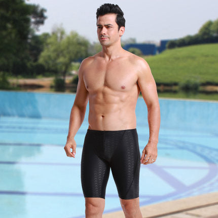 Classic Men Water Repellent Swimwear