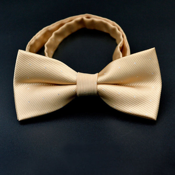Newest Polyester Bow Tie