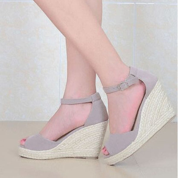 Women's Peep Toe Sandals