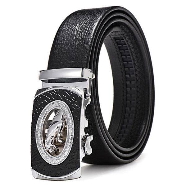 High Quality Genuine Leather Strap Luxury Belt