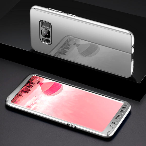 Luxury Laser 360 Fitted Case for Samsung