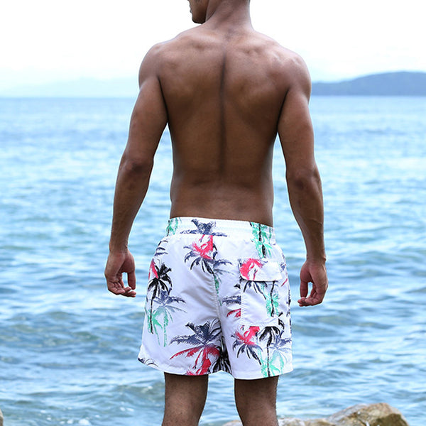 Summer Beach Quick-Drying Board Shorts