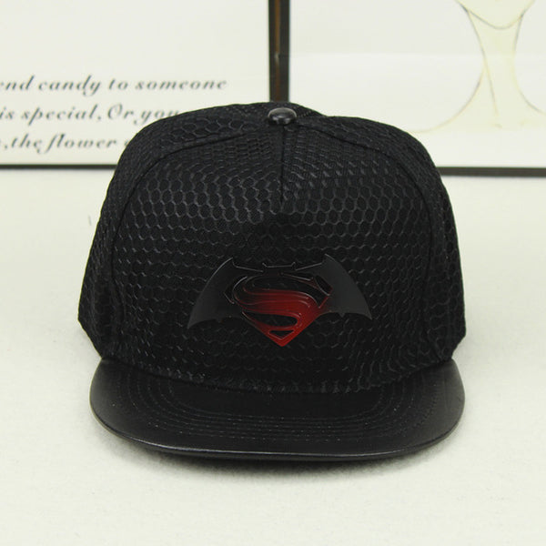 Fashion Superman Batman Snapback