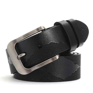 Designer Genuine Leather Fashion Strap Belt