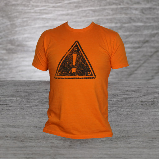 T Shirt - Code Orange HazMat