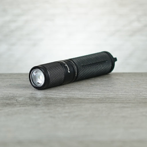 E05 Micro Flashlight - Black