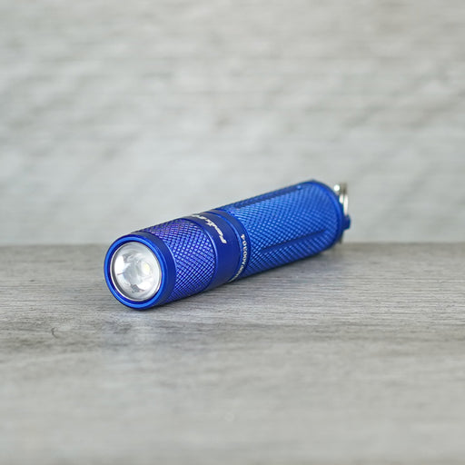 E05 Micro Flashlight - Blue