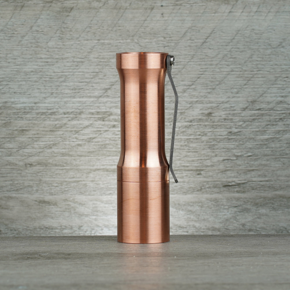 Huckleberry Torch - Copper Smooth Brushed