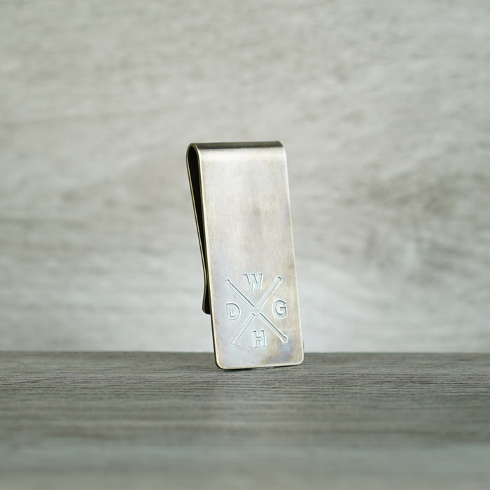 Money Clip - BRNLY WHDG