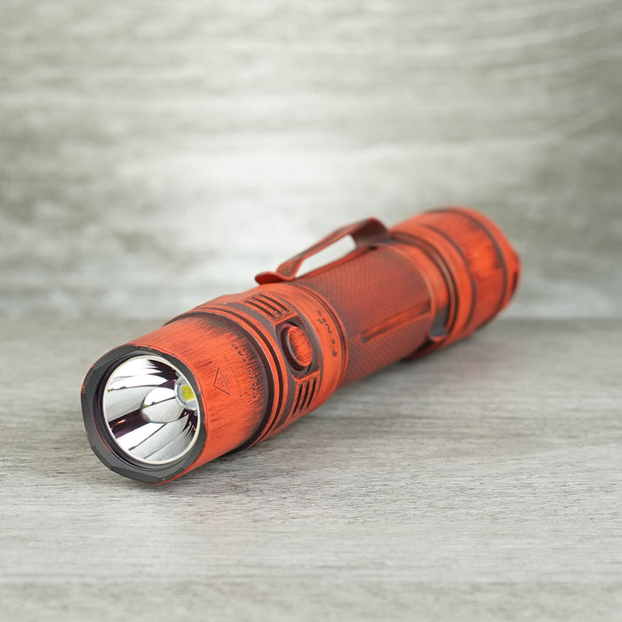 PD35 TAC Elite Flashlight - Code Orange Blaze