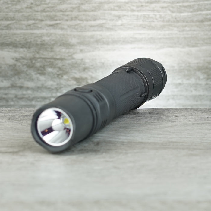 PD35 TAC Elite Flashlight - Tungsten Battleworn