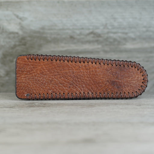 Pen Slip - Hippo Brown/Brown