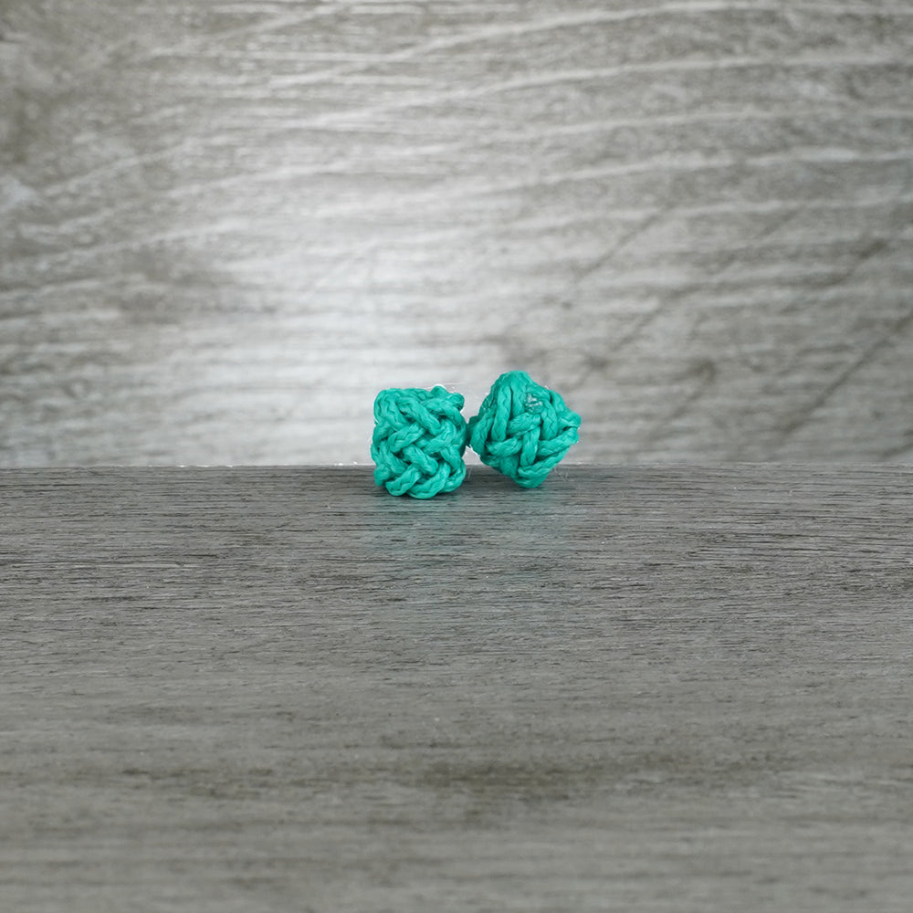Placebo Bead - Neon Teal Microcord