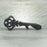 Skull Key Bottle Opener - Black Oxide D2 Steel