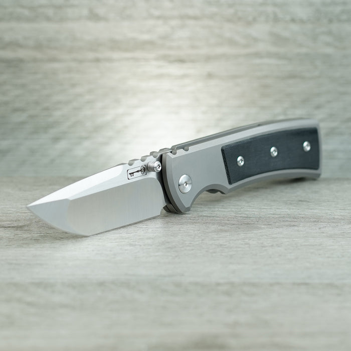 Ultramar Redencion Tanto - Satin/Black Micarta