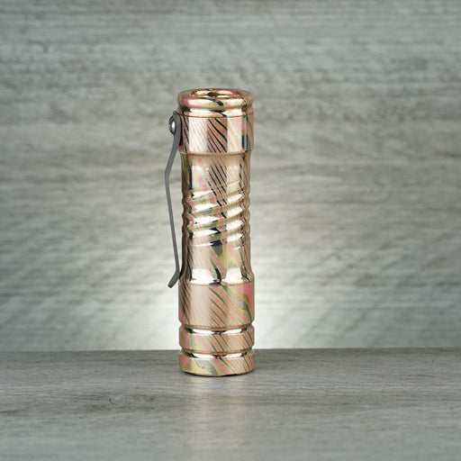 Vision Torch Flashlight - Mokume