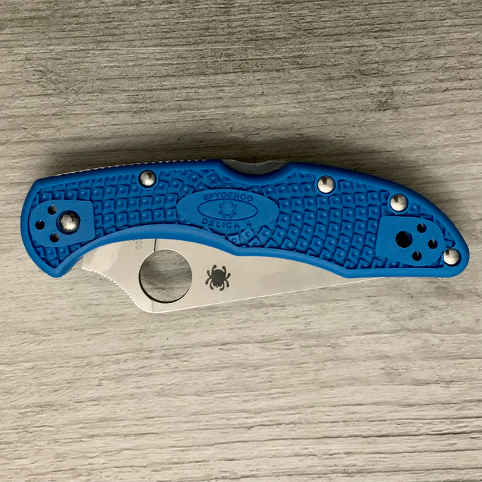 Delica Flat Ground - Blue FRN