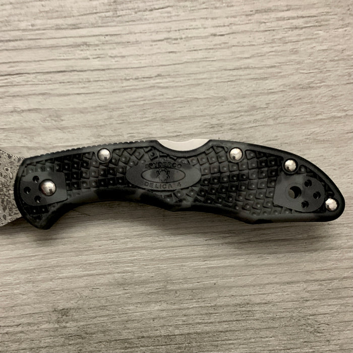 Delica Flat Ground - ZOME Damascus Limited Edition