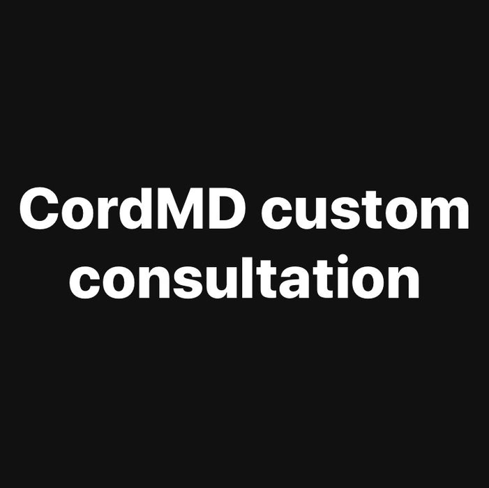 CordMD Custom Consultation