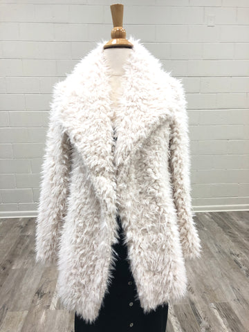 Cruz Fur Jacket
