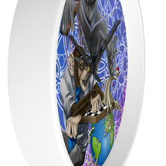 Underlying Nature of Reality Wall clock