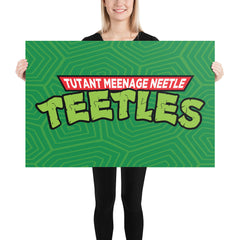 Tutant Meenage Neetle Teetles