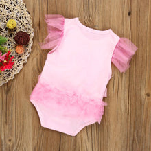 Load image into Gallery viewer, Baby Girl Bodysuit Pink