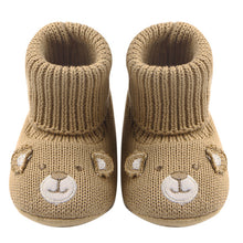 Load image into Gallery viewer, Crochet Baby Booties Shoes