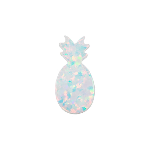 white opal pineapple