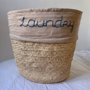 Laundry Basket natural