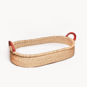 Changing basket natural