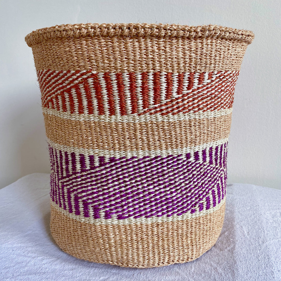 Traditional Taita basket XL No. 1