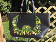 Hand Painted Handbag, commissions taken. - Satherley Silks NZ