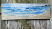 Seascape - Outdoor Garden Art Panel