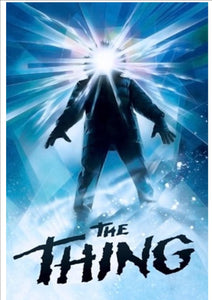 The Thing -  Original Silk Painting