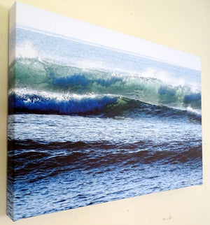 Photo on Canvas - Seascape Waves 1